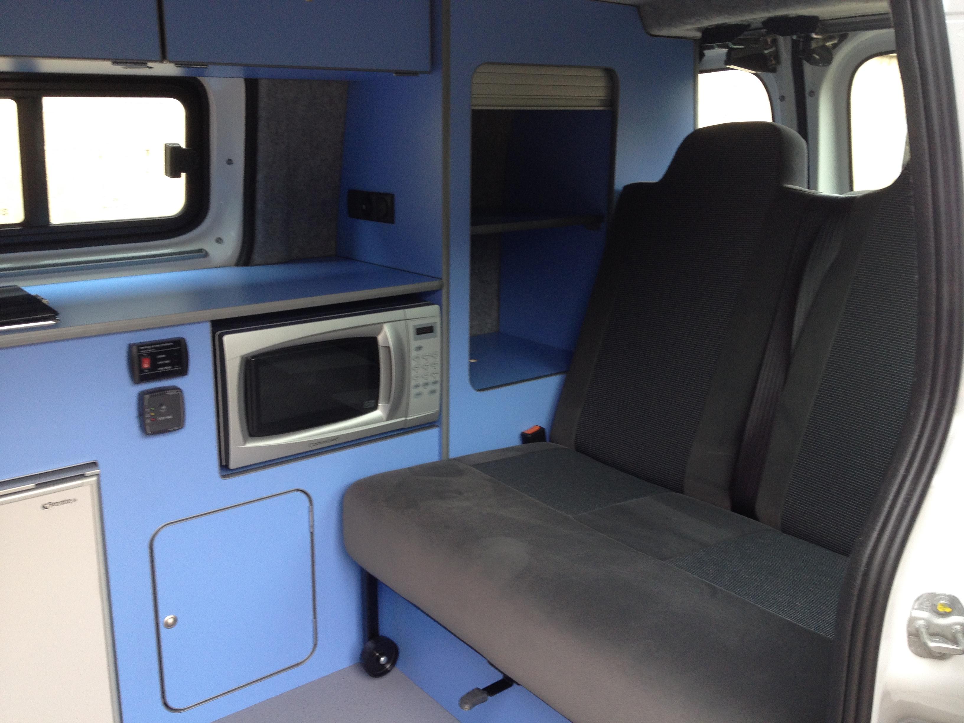 Nissan Nv200 Campervan Conversion